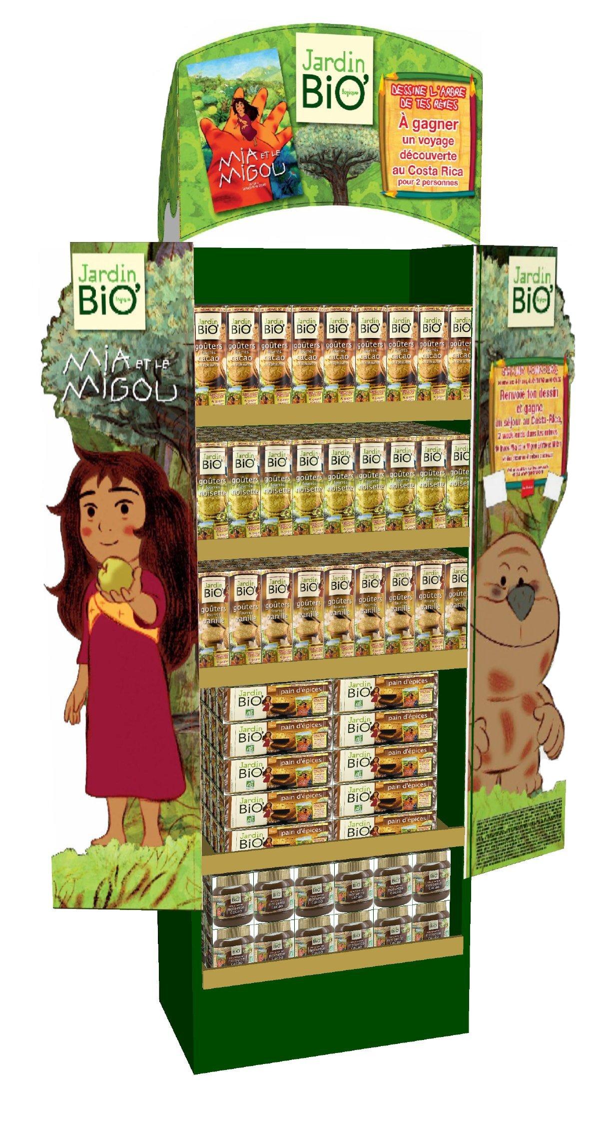Histoire de la marque Jardin Bio fabriquant fran§ais d alimentaire