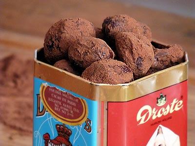 Méli-mélo de truffes gourmandes