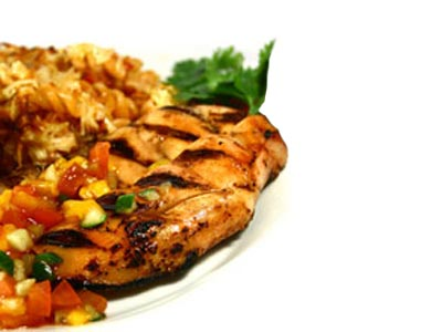 recette poulet marin barbecue jardin bio jardin bio. Black Bedroom Furniture Sets. Home Design Ideas