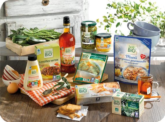 Jardin Bio - une marque gourmande et engagée | Jardin BiO