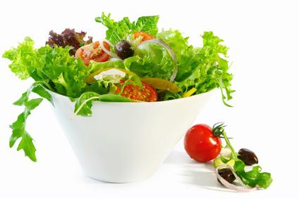 Salade soleil