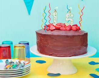 Double gâteau choco
