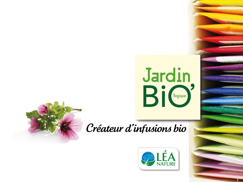 Nouveaut relookez votre cran jardin bio for Jardin bio