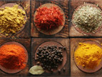 Aromates et épices