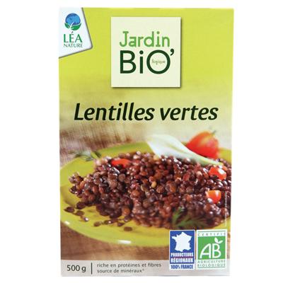 D couvrez les lentilles jardin bio jardin bio - Cuisiner les lentilles vertes ...