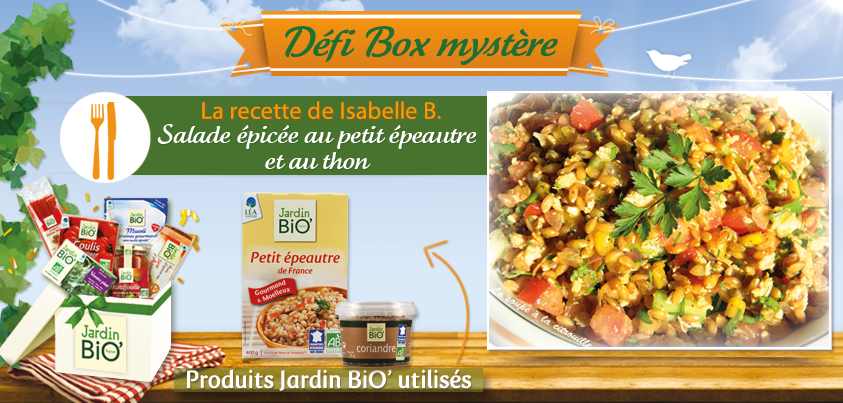 Box mystère | Jardin BiO