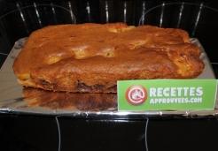 Cake aux mirabelles à la pâte à tartiner Jardin BiO'