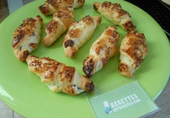 Croissants à la pâte à tartiner Jardin BiO'