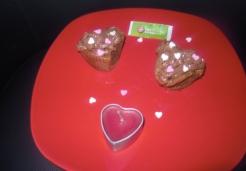 Cupcake moelleux pâte à tartiner Jardin BiO'