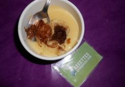 Petits pots de crème coeur pâte à tartiner Jardin BiO'