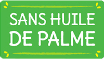 Sans huile de palme