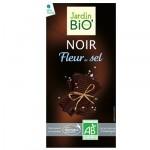 Chocolat fleur de sel Jardin BiO étic'