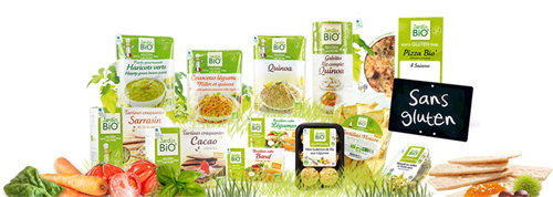 Produits bio sans gluten sans lactose all g s en sucre for Jardin bio 2015