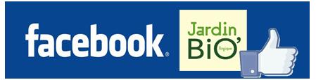 Bouton Facebook Jardin BiO