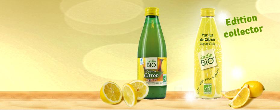 New visionneuses citron for Jardin bio 2015