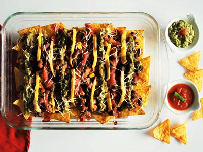 (Français) Nachos au chili