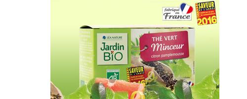 The vert minceur Jardin BiO étic