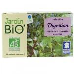 Infusion digestion Jardin BiO étic