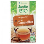 Original tea 2 cannelles Jardin BiO