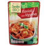 Ravioli aux légumes Jardin BiO étic