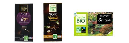 produits équitables Jardin BiO étic