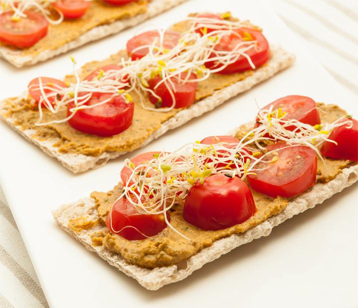 [:fr]Tartinade gourmande de lentilles et pois chiches – sans gluten sans lactose[:]