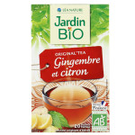 original tea gingembre Jardin BiO étic