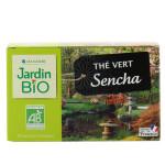 the vert sencha Jardin BiO étic