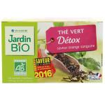 The vert detox Jardin BiO