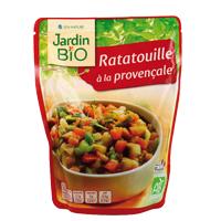 Ratatouille provencale Jardin BiO