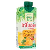 In'fuzéa thé vert ananas Jardin BiO