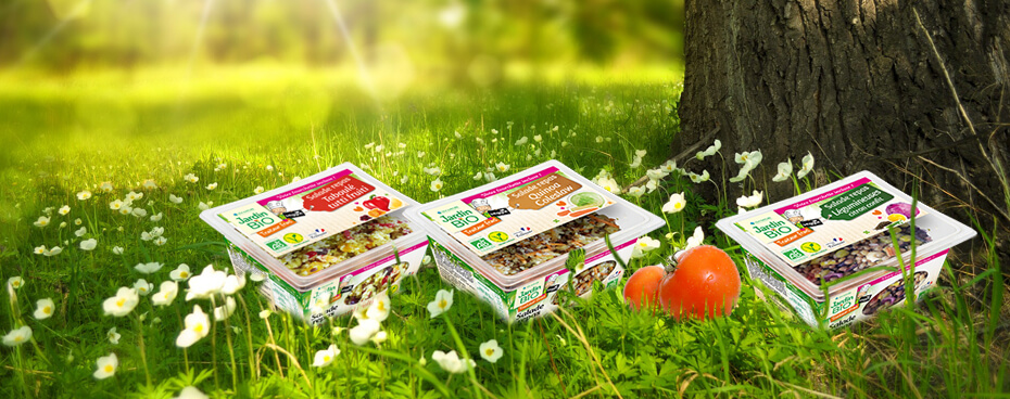 Salades Jardin BiO étic