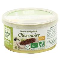 Terrine olive sans gluten Jardin BiO