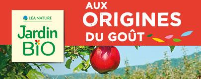 Découvrez les garanties de traçabilité du « Champ à l'Assiette » des produits Jardin BiO.