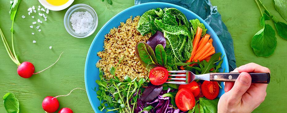 Alimentation équilibrée avec Jardin BiO