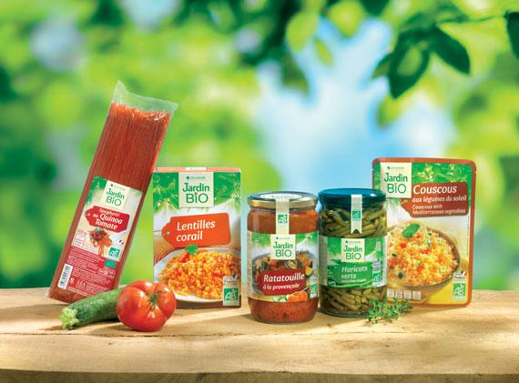 Découvrez les produits Jardin BiO