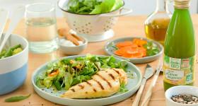 recette cuisine marinade pour poulet avec Jardin BiO