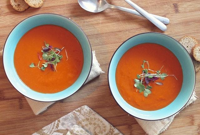 soupe rouge