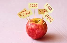 Additifs alimentaires Jardin BiO etic
