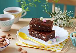Recette de brownie vegan