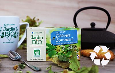 Jardin BiO étic - une démarche d'éco-conception
