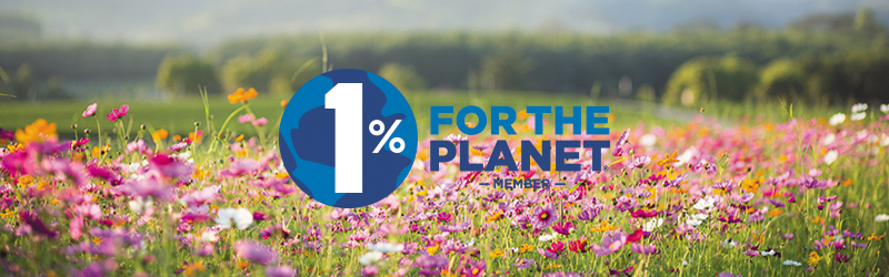Jardin BiO membre du 1% for the planet