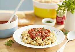 Recette de sauce tomate bio