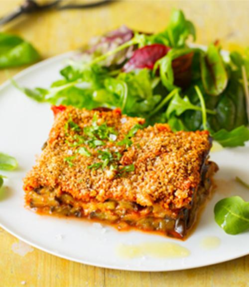 aubergines parmigiana recommandation recette jardin bio