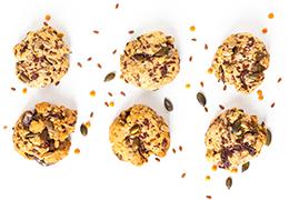 Image de la recette de biscuit au muesli