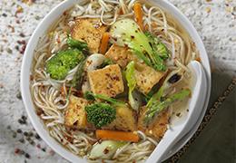 wok légumes tofu curry et lait de coco recette jardin bio