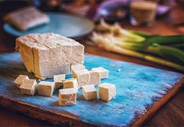 Carpaccio tofu image miniature recette jardin bio