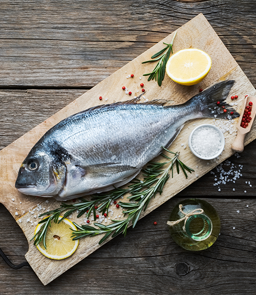 recommandation Jardin BiO étic filet daurade poisson