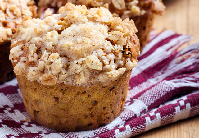 Image recommandation mini muffins