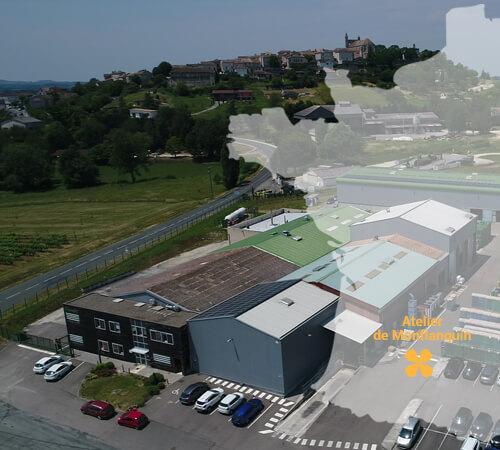 image atelier production Montflanquin